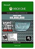 Grand Theft Auto V: Megalodon Shark Cash Card - Xbox One [Digital Code]