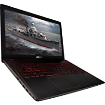 Asus FX53VD Gaming Laptop with Full HD Display, Intel Core i7 Processor 2.8GHz, 8GB RAM - FX53VD-RH71