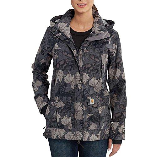 Carhartt Women's Shoreline Printed Jacket, Shadow, M