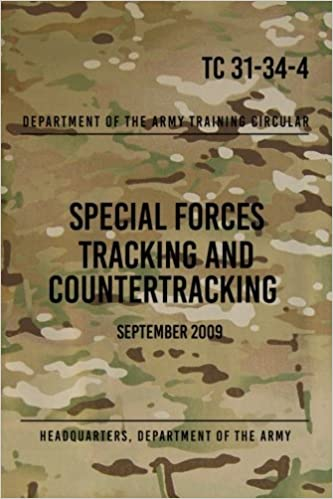amazon tc 31 34 4 special forces tracking and countertracking