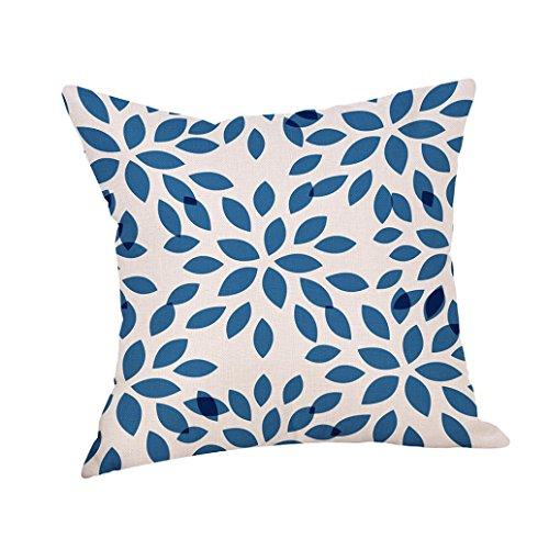 Lookatool 8 design Geometric Animal Square Cushion Cover Home Sofa Decor Reliable -