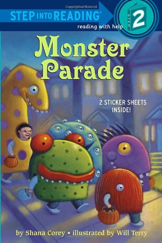 Monster Parade (Step into Reading) (Halloween Activity First Grade)