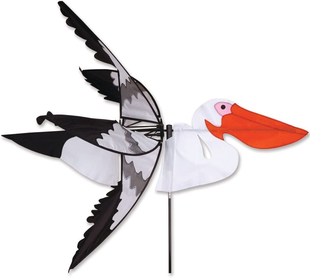 Premier Kites Flying Pelican Spinner