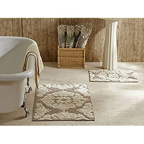 Luxury Bath Rugs: Amazon.com