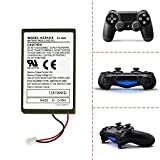 iProtect Sony Playstation 4 replacement battery for dualshock wireless devices and USB charging cable