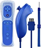 Wii Remote and Nunchuck Controller Wii Gamepad