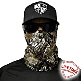 Kyпить Salt Armour Face Mask Shield Protective Balaclava Alpha Defense (Snow Camo) на Amazon.com