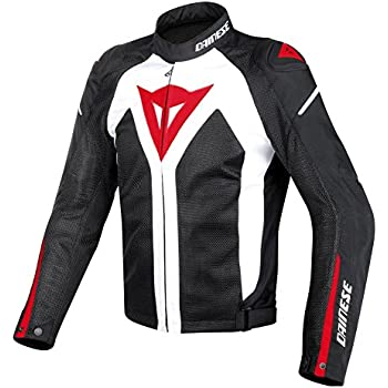 Amazon.com: Dainese Mens Super Rider D-Dry Jacket Black ...