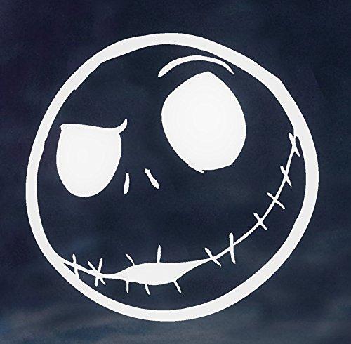 NB4C NIGHTMARE BEFORE CHRISTMAS JACK SKELETON SMILING FACE V