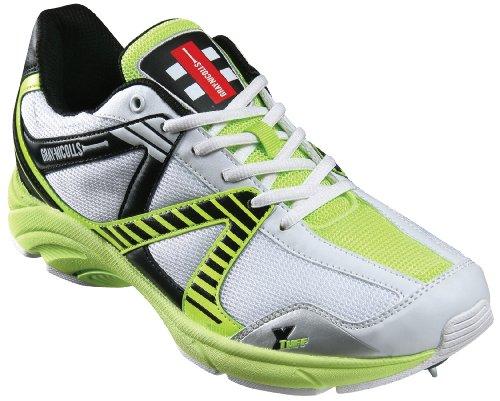 GRAY-NICOLLS Velocity Spike Chaussures de Cricket Junior officielle New confortable Bottes