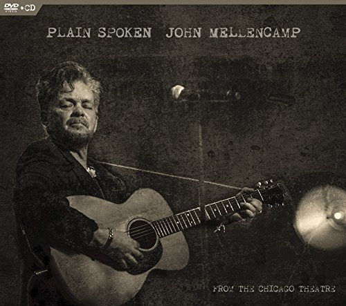 John Mellencamp - Plain Spoken, From The Chicago Theatre [DVD/CD] by Eagle Vision