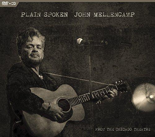 John Mellencamp - Plain Spoken, From The Chicago Theatre [DVD/CD]
