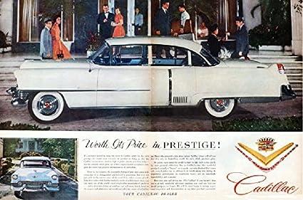 Amazon Com 1954 Cadillac Fleetwood Sixty Special Sedan Worth Its