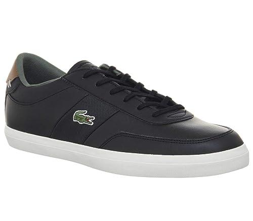 112aba348ea4e Lacoste Court Master Trainers  Amazon.co.uk  Shoes   Bags