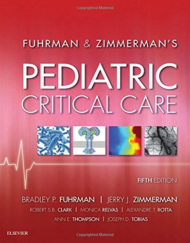 Pediatric Critical Care, 5e by Elsevier