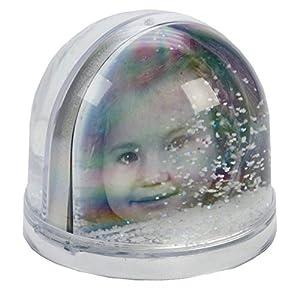 Dorr Extra Large Christmas Snow Globe with Glitter: Amazon.co.uk ...