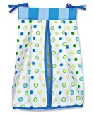 monsters inc diaper stacker - Trend Lab Dr. Seuss Diaper Stacker, Oh! the Places You'll Go! Blue