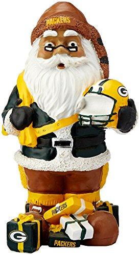 FOCO Green Bay Packers Mini Thematic Santa by FOCO