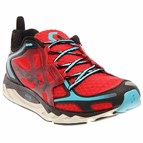 Scott Eride Support - SCOTT Running Men's Eride AF Support Running Shoe,Red/Blue,12.5 M US