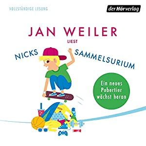 Nicks Sammelsurium Hörbuch