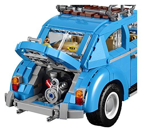 513qfP1hfOL - LEGO Creator Expert Volkswagen Beetle 10252 Construction Set