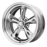 16'' American Racing VN615 Torq Thrust II 1 PC Wheel - Chrome 16x8 5x120 +8