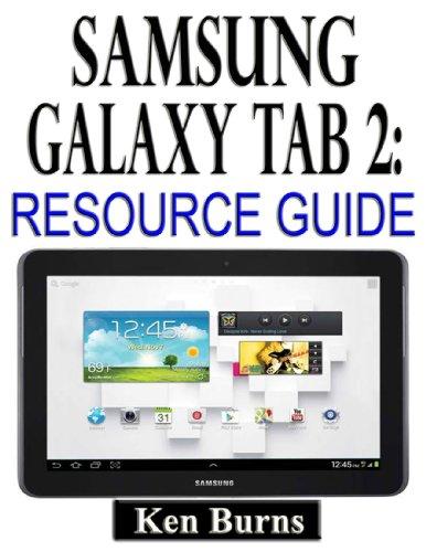 Samsung Galaxy Tab 2  Resource Guide