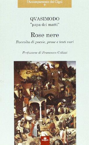 Scarica Rose Nere Libro Salvatore Quasimodo Pdf Arinrafli