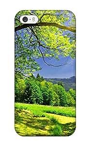 Defender Case For Iphone 5/5s, K Wallpapers Landscape Pattern