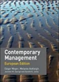 img - for Contemporary Management: European Edition book / textbook / text book