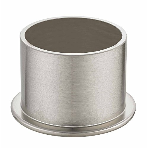 Satin Nickel Light Socket Cover - Lamp