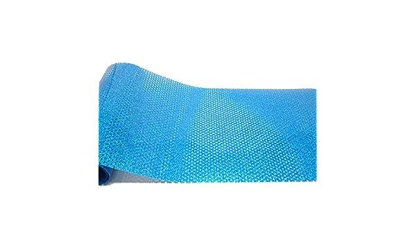 Vinilo textil glitter microperforado VINTEX (Azul Claro): Amazon.es: Oficina y papelería