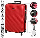 Ertha Cabin Size Suitcase, Hand Luggage Trolley, Ultra Light 360º Swivel Wheels, Travel Suitcase.