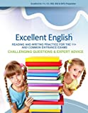 img - for Excellent English: 11+ and 13+ English Reading and Writing Practice book / textbook / text book