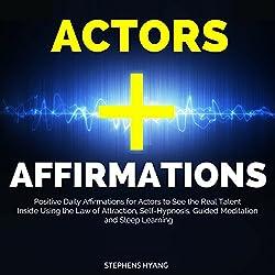 Actors Affirmations