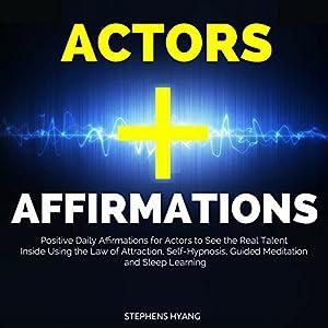 Actors Affirmations Audiobook