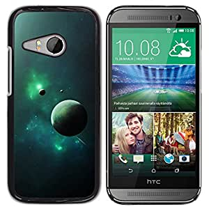 Planetar® ( Earth'S Action And Reaction ) HTC ONE MINI 2 / M8 MINI Fundas Cover Cubre Hard Case Cover