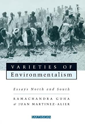 Essays about environmentalism