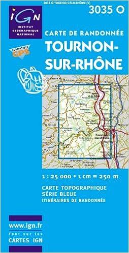 Téléchargement 3035o Tournon-Sur-Rhône pdf epub
