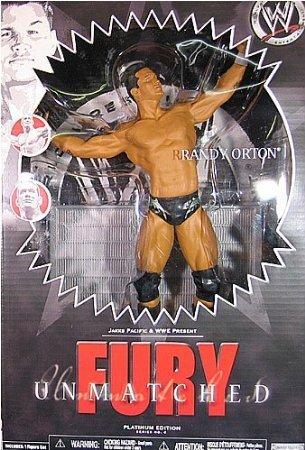 RANDY ORTON UNMATCHED FURY SERIES 6 WWE (wrestling) JAKKS figure (parallel import) by WWE