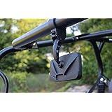 UTV RZR GATOR Ranger YXZ universal Rear View / Side View Mirror 1.75 clamp #693-3553-00