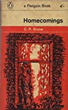 img - for Homecomings (Penguin Books. no. 1734.) book / textbook / text book