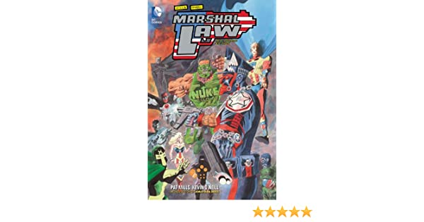 Marshal Law: The Deluxe Edition (English Edition)