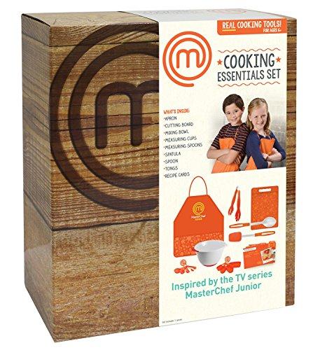 Master Chef Jr. Cooking Essentials Set - Junior Chef Apron