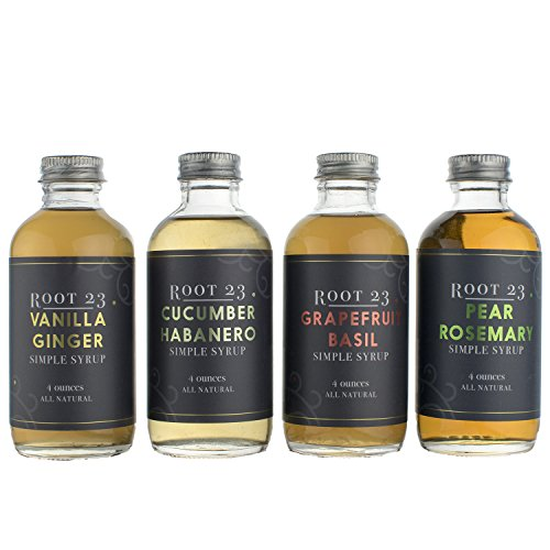 Root 23 ~ Farm-Stand Cocktails Gift Set (Cocktail Gifts)