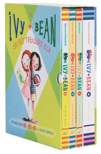 Ivy & Bean's Secret Treasure Box (Books 1-3)
