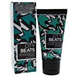 Redken City Beats By Shades EQ Hair Color for Unisex, Times Square Teal, 2.87 Ounce