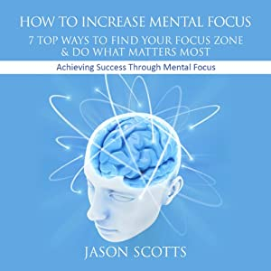 How to Increase Mental Focus Audiobook