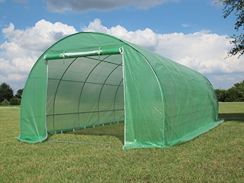 Greenhouse 20'x10' (B2) 94 lbs - Green House Walk in Hot House By DELTA Canopies
