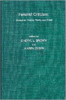 Feminist criticism essays